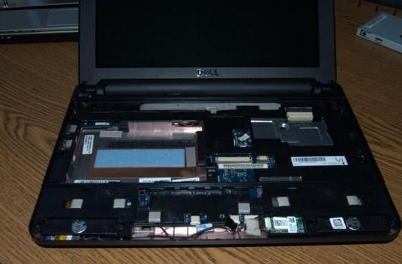 Dell's Mini 10v gets unboxed, cracked wide open, fitted with OS X