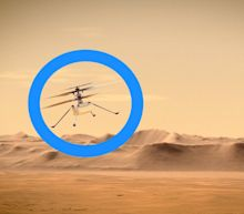 Watch NASA mission control live as the Ingenuity helicopter attempts to fly on Mars on Monday