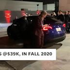 Tesla cuts prices of Model Y electric SUV up to $3,000 as the automaker's stock reaches record highs