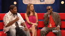 Seth Meyers and Kanye reminisce about '106th and Park with Kanye West' sketch