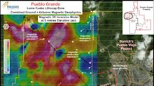 Precipitate's Magnetic 3D Inversion Study Identifies Multiple New Geophysical Targets at the Pueblo Grande Gold Project in Dominican Republic