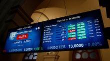 El IBEX 35 sube el 0,60 % a mediodía animado por la banca, y EEUU y China