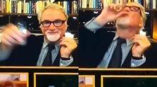David Fincher a avalé ses défaites à sa manière aux Golden Globes 2021