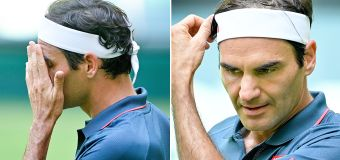 Federer's worrying remark after big Wimbledon blow
