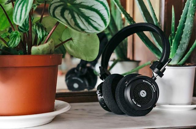 Grado's first wireless headphones are the open-back GW100