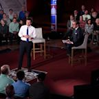 'I don't care': Buttigieg draws applause at Fox News town hall for dismissing Trump's tweets
