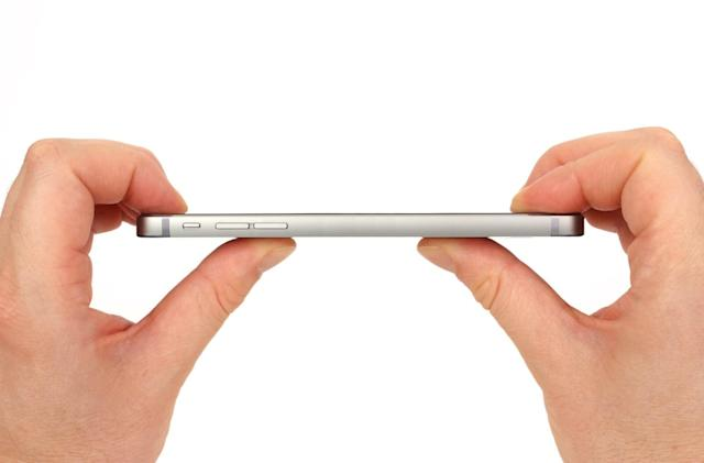 Apple reportedly knew the iPhone 6 was bendier than previous models