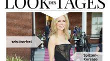 Look des Tages: Nicole Kidman in atemberaubender Spitzenkorsage