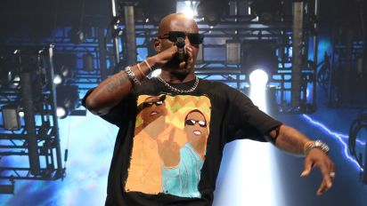 Sports world reacts to rapper DMX's death