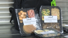 This school district is fighting hunger by giving students take-home meals made from unused cafeteria food