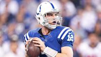 Matt Hasselbeck on joining Colts, Andrew Luck