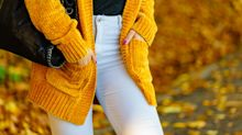 'I wear it all the time': This chunky Amazon cardigan is the epitome of fall chic