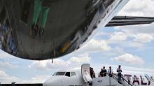 Británicos tratan de tranquilizar a la industria aeronaútica en Farnborough