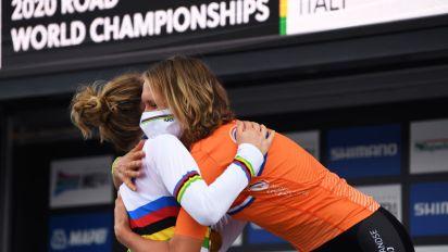 Van Dijk delivers clutch medal at Worlds for Dutch team