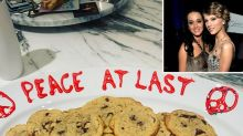 Katy Perry and Taylor Swift Declare 'Peace at Last' with Cookies — Is a Collaboration in the Works?