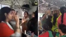 Garba in Mumbai Local! This Video of Women Dancing Inside Train is Going Viral