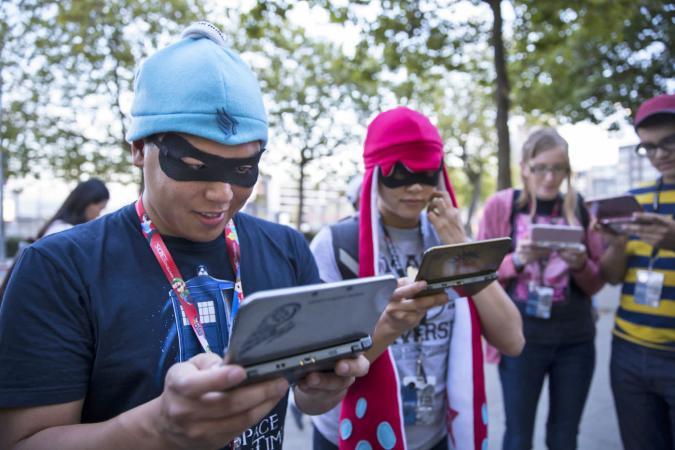 Stephen Brashear/Invision for Nintendo of America/AP Images