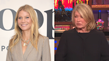 Martha Stewart finds Gwyneth Paltrow selling a vagina candle 'irritating'