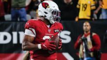 David Johnson likes the pressure that comes with being traded for DeAndre Hopkins