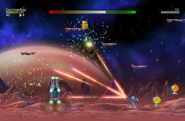 Jetpac lands on XBLA, shoots floating brains