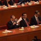 China's Jiang rises from the 'dead' for Communist meeting