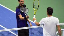 US Open (H) - US Open: Daniil Medvedev parmi les dix «contacts rapprochés» de Benoît Paire