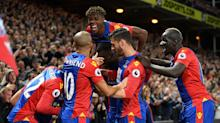 In pictures: Crystal Palace 3 Arsenal 0