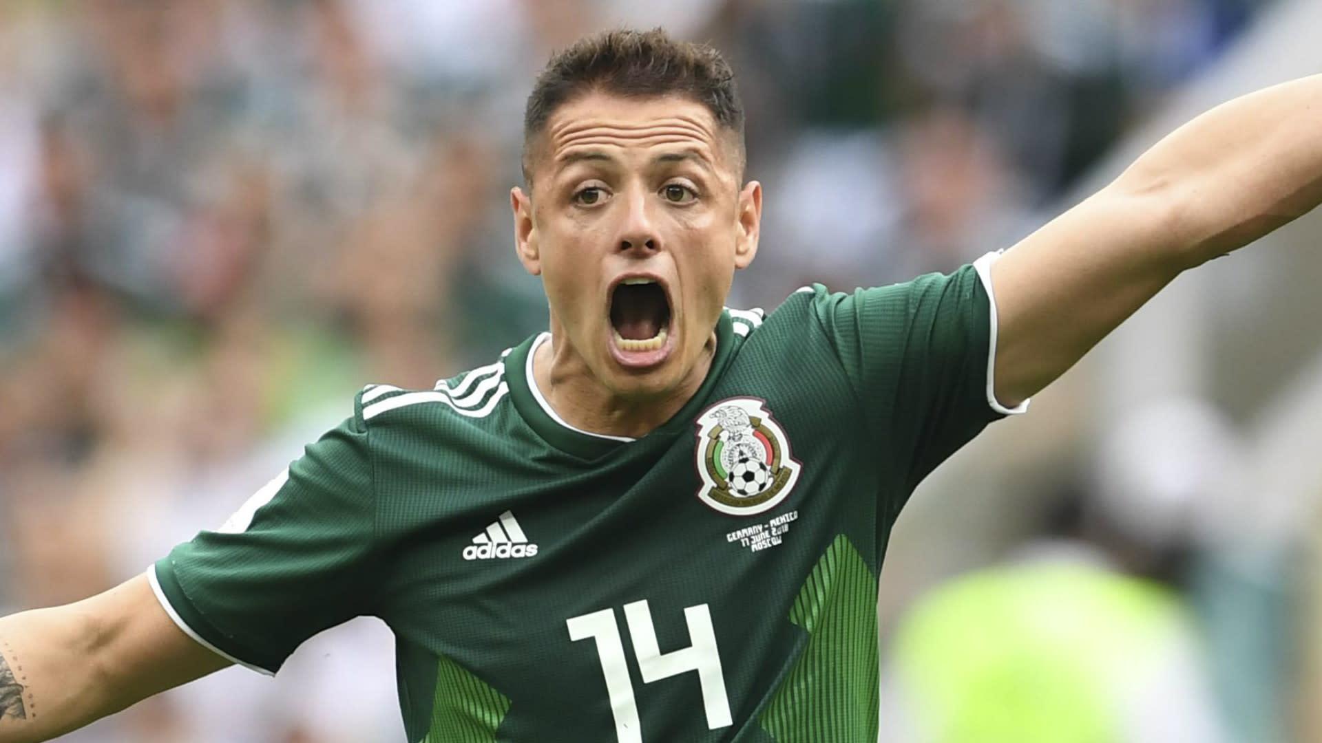 121e931d9cda0 Chicharito, Moreno return to Mexico national team squad in Martino's ...