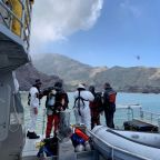 New Zealand divers search for volcano victims; death toll rises to 15