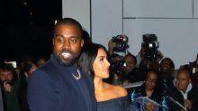 Kanye West le ha regalado a Kim Kardashian un holograma de su difunto padre