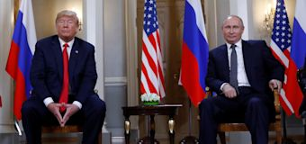 'Attempts to isolate Russia failed'