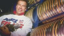 Steve Sabol and NFL Films made football America's game