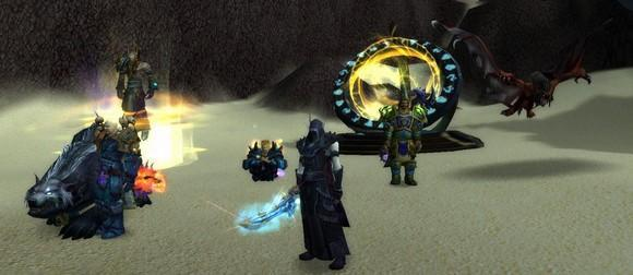Lichborne: Death knight tips for End Time