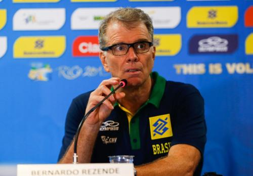 Bernardinho deixa um legado gigante para o vôlei (AP)
