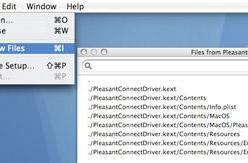 TUAW Tip: Check the list of files that get installed on your Mac