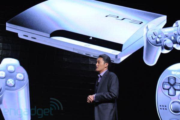 Sony's Kaz Hirai: no PlayStation 4 at E3