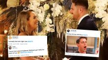 MAFS fans outraged by Melissa's final vows to Bryce: 'Feel sick'