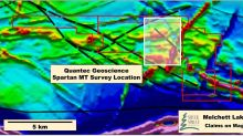 Silver Spruce Signs Contract with Quantec Geoscience for SPARTAN MT Ground Geophysical Survey on Melchett Lake VMS