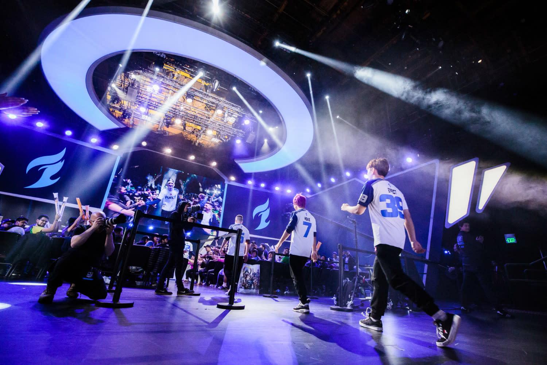 達拉斯燃料將是全聯盟首支舉辦主場賽事的隊伍。圖:暴雪娛樂/提供