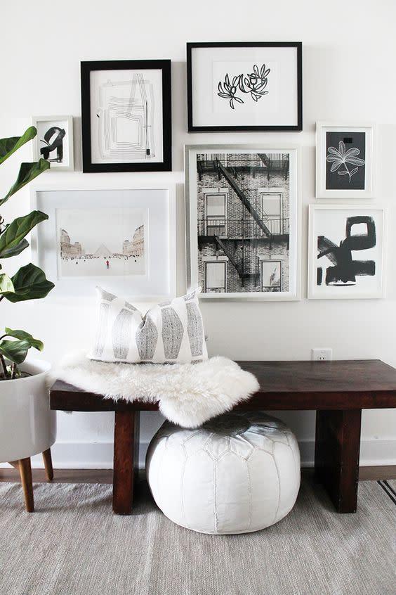 10 idee per decorare l ingresso di casa for Idee per ingresso casa