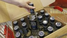 Coronavirus lockdown drives jump in vodka and whisky sales in Russia