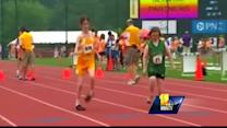 Special Olympics athletes given 'Special Smiles'
