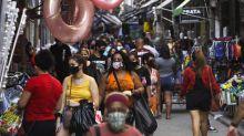 Brasil reporta 13.155 nuevos casos de coronavirus y 317 muertes