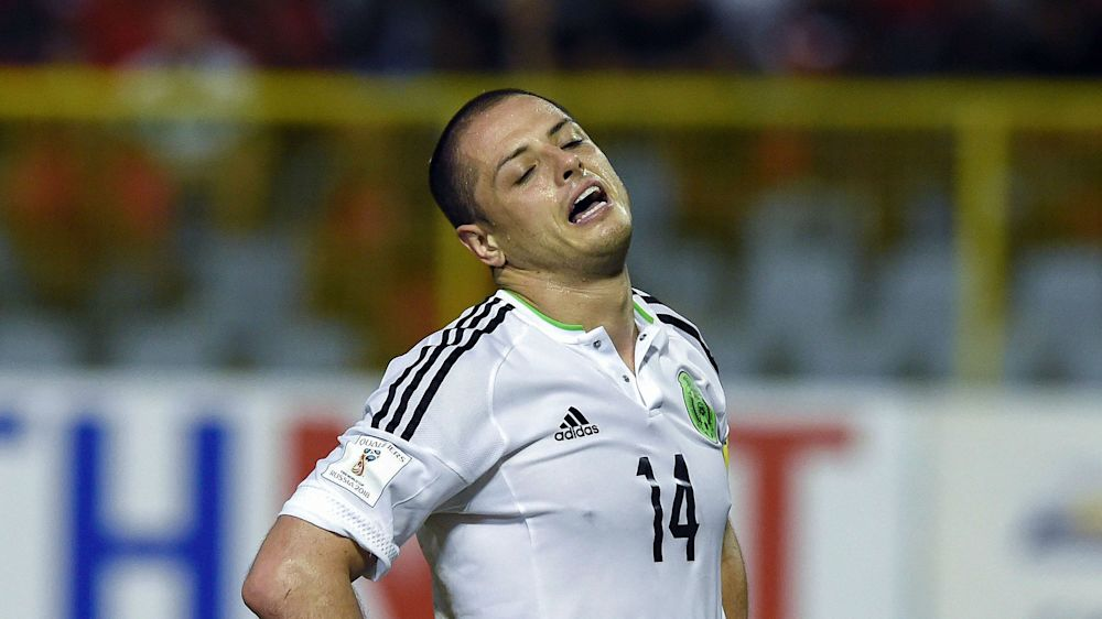Chicharito needs strong Confederations Cup to erase his summer disappointments