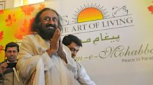 World-renowned spiritual leader Sri Sri Ravi Shankar shares how to be your best self during stressful times: 'Take care of mental hygiene'