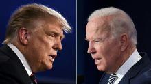 Sparks to fly at final Trump-Biden pre-election debate