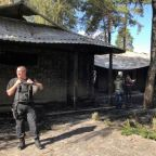 Ukraine leader orders probe after home of ex-central bank chief torched