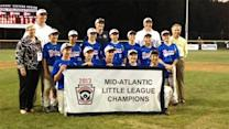 Delaware tops Chester Co. team for spot in Little League World Series