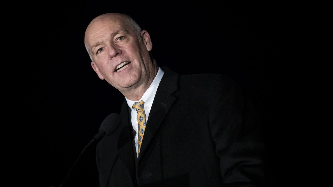 Montana Gov. Gianforte signs bill invalidating federal gun restrictions