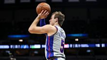 After injury, Luke Kennard is in the 'best shape' of his career